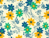 Kei  Vintage Time Floral Color E for  Yuwa of Japan