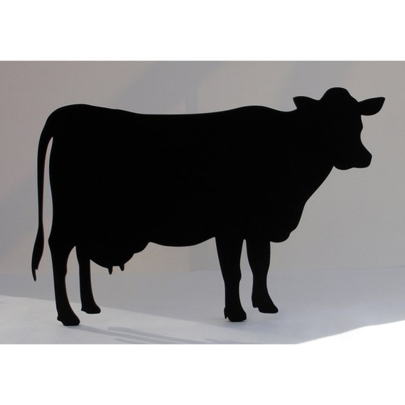 Cow Blackboard / Chalkboard