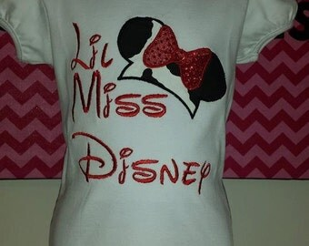 Lil Miss Disney