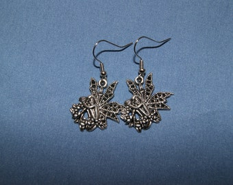 Gossamer Fairy Earrings