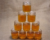 Mason Jar Shot Glasses - 10 pieces DIY- Mini Mason Jar