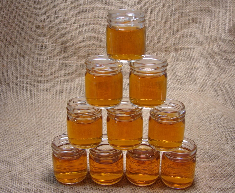 Mason jar shot glasses 10 pieces diy mini mason jar - Mason jar goblets ...