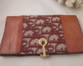 Wallet Dior VINTAGE