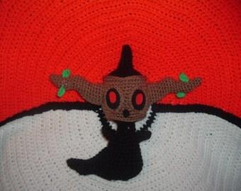Crochet Phantump Pokemon