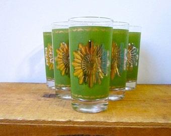Green Atomic Glasses