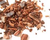 Organic WILD CHERRY Bark - Prunus Serotina - Many Traditional Uses - Half-Ounce