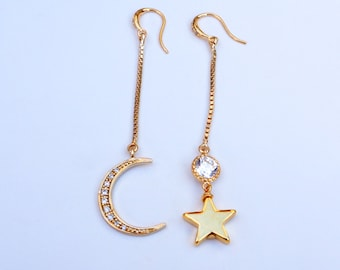 Into the Universe Earrings
