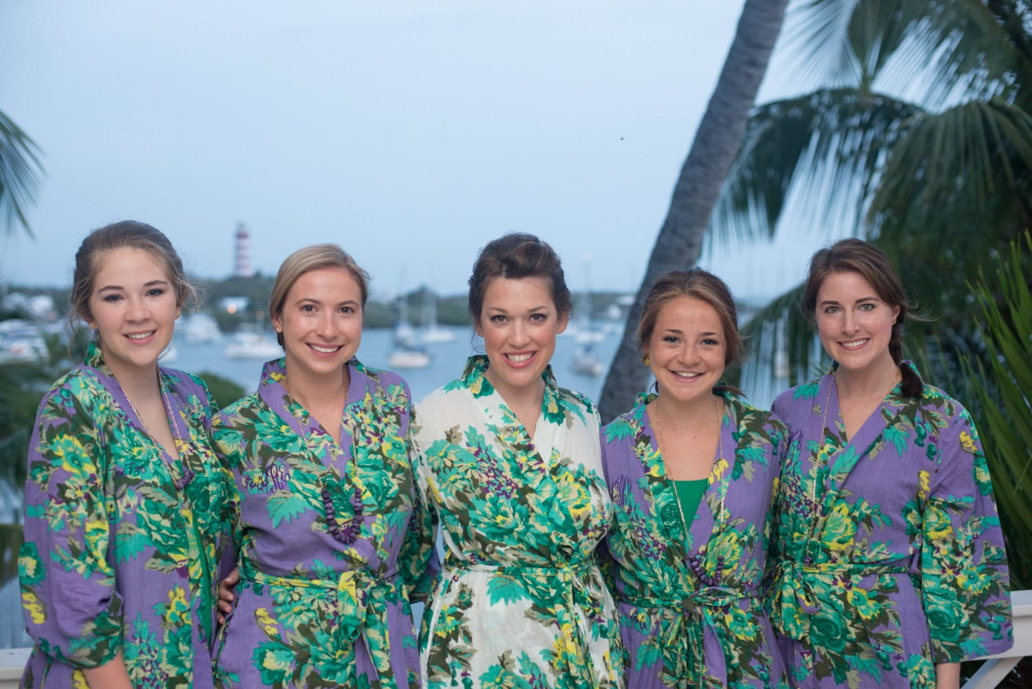 Kimono Crossover Robe. Bridesmaids gifts. Getting ready robes. Bridal Party Robes. Floral Robes. Dressing Gown plus size