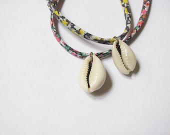 Bracelet liberty shell