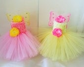 Girls Easter Dress Set - Single or Twin Set