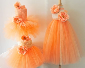 SisterTwin Triplet Tutu Dress Sets - Pick three - choose styles and sizes