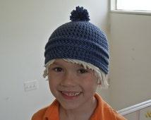 Kristoff from Frozen inspired hat
