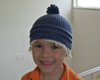 Frozen inspired hat