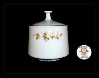 Vintage Noritake Ninon 6609 Covered Sugar Bowl