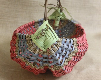 Handwoven Basket #8