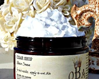 CIGAR SHOP - Shaving Cream  - 4 Ounce