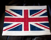 Flying Union Jack - Paper Piecing
