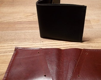 Spartan Leather Wallet