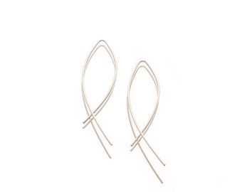 Andrea ~ Hand Forged Earrings