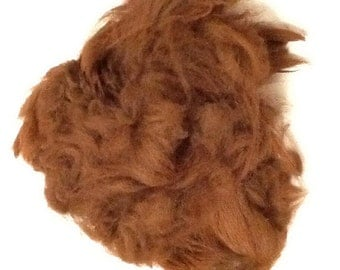 Raw Alpaca Fiber second cut