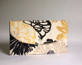 Bridesmaid gift - - Yellow clutch - - - Gift giving