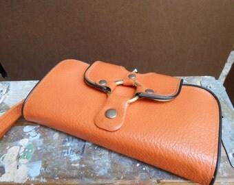 Orange Clutch 1970's