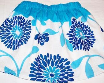 PRETTY KIDS SKIRT, Little Skirt, Floral Design, Great Gift Idea, Pretty Skirt, Any 2 Skirts 18m to 5T for 16.00 dollars.