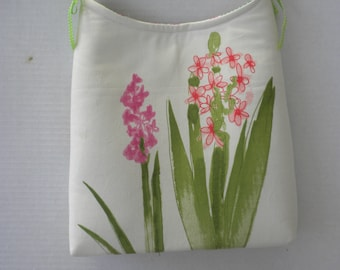 Flower Garden Summer Handbag Purse