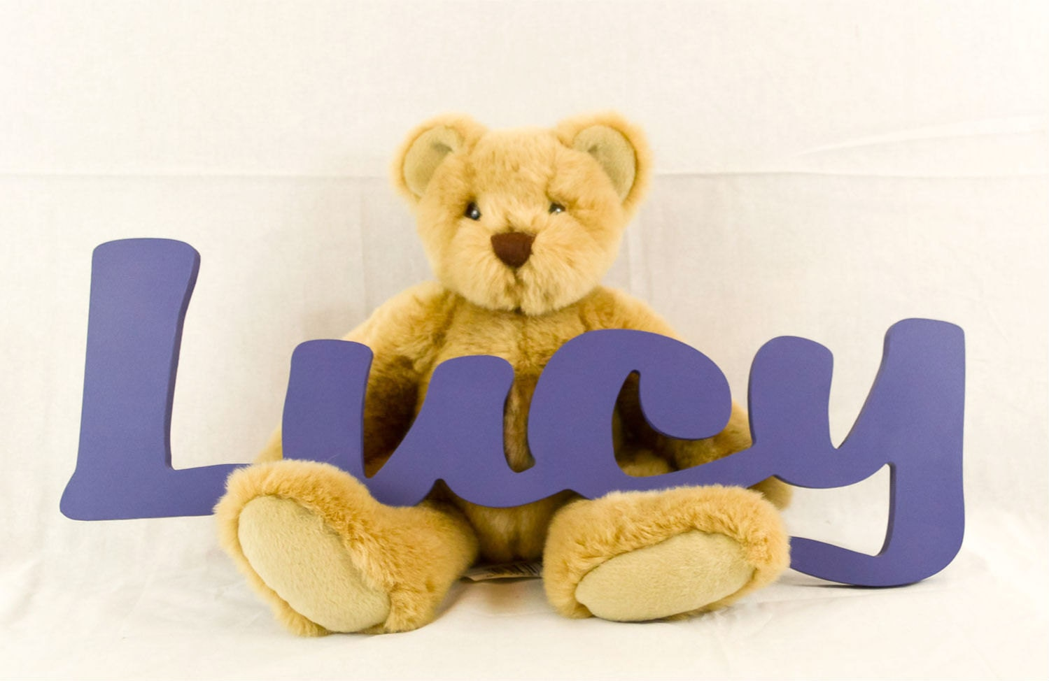 Nursery Decor - Kids Personalized Wooden Name Signs - Children\'s ...