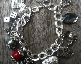 Beautiful disaster bracelet