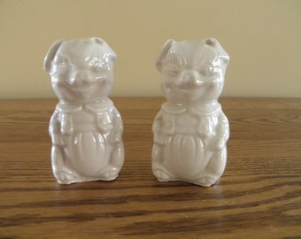 American Bisque Pig Shakers