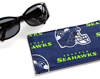 Seattle Seahawks - Glasses Case