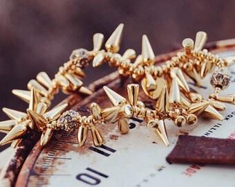 Outlaw Spike Bracelet