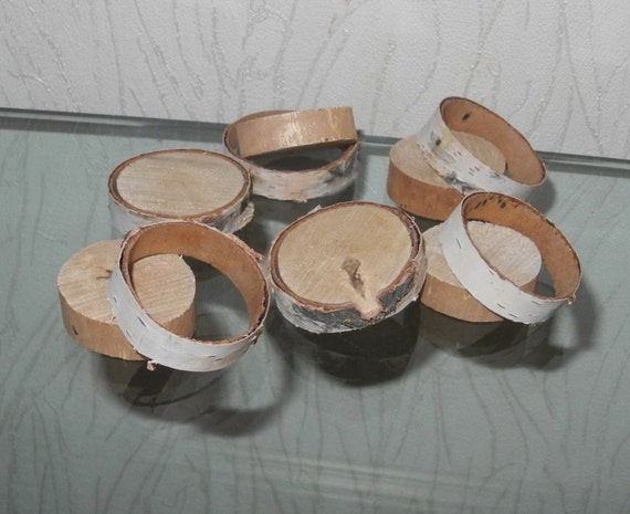 Tree slices wood centerpiece coasters rounds