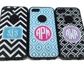 Monogrammed Phone Cases Otterbox  Cases for iPhones Personalized Phone Cases for iPhone 5