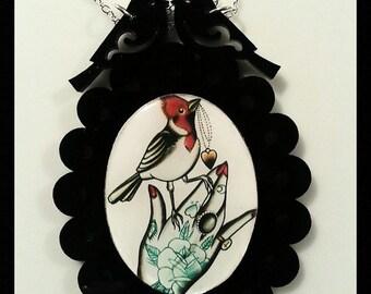 Chain bird