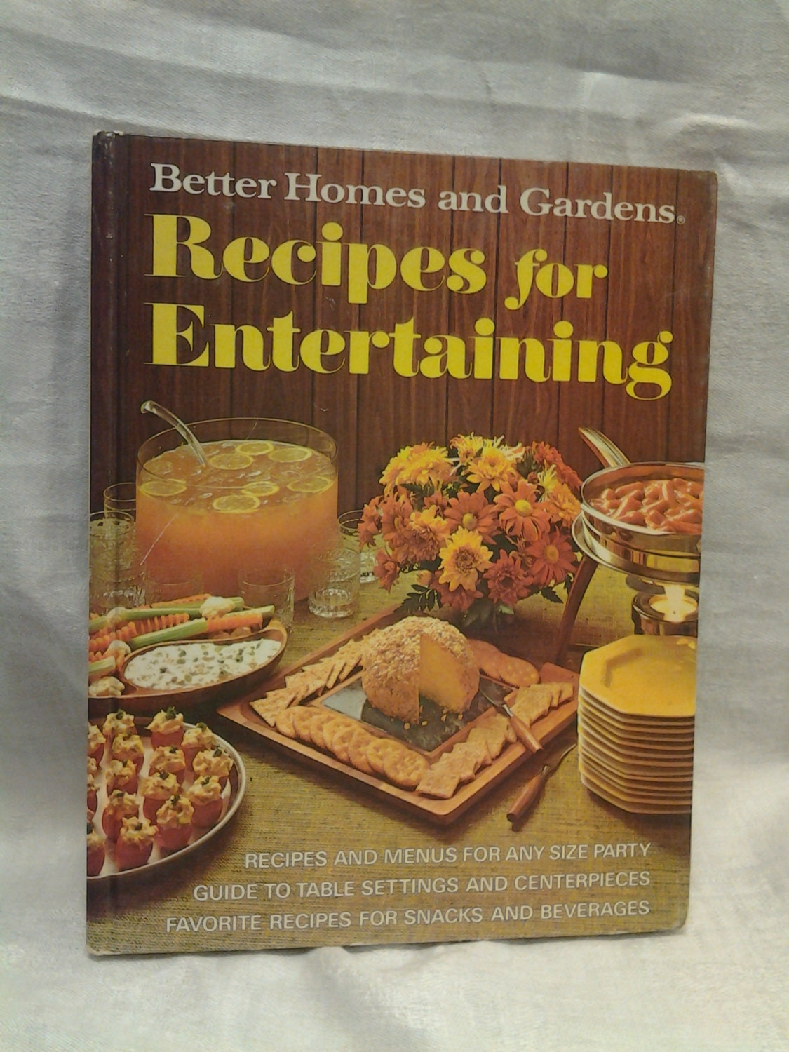 On Sale Better Homes And Gardens Recipes For Entertaining Cook: better homes amp gardens recipes