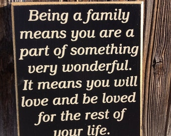 Inspirational Quotes About Blended Families - Sacin Quotes