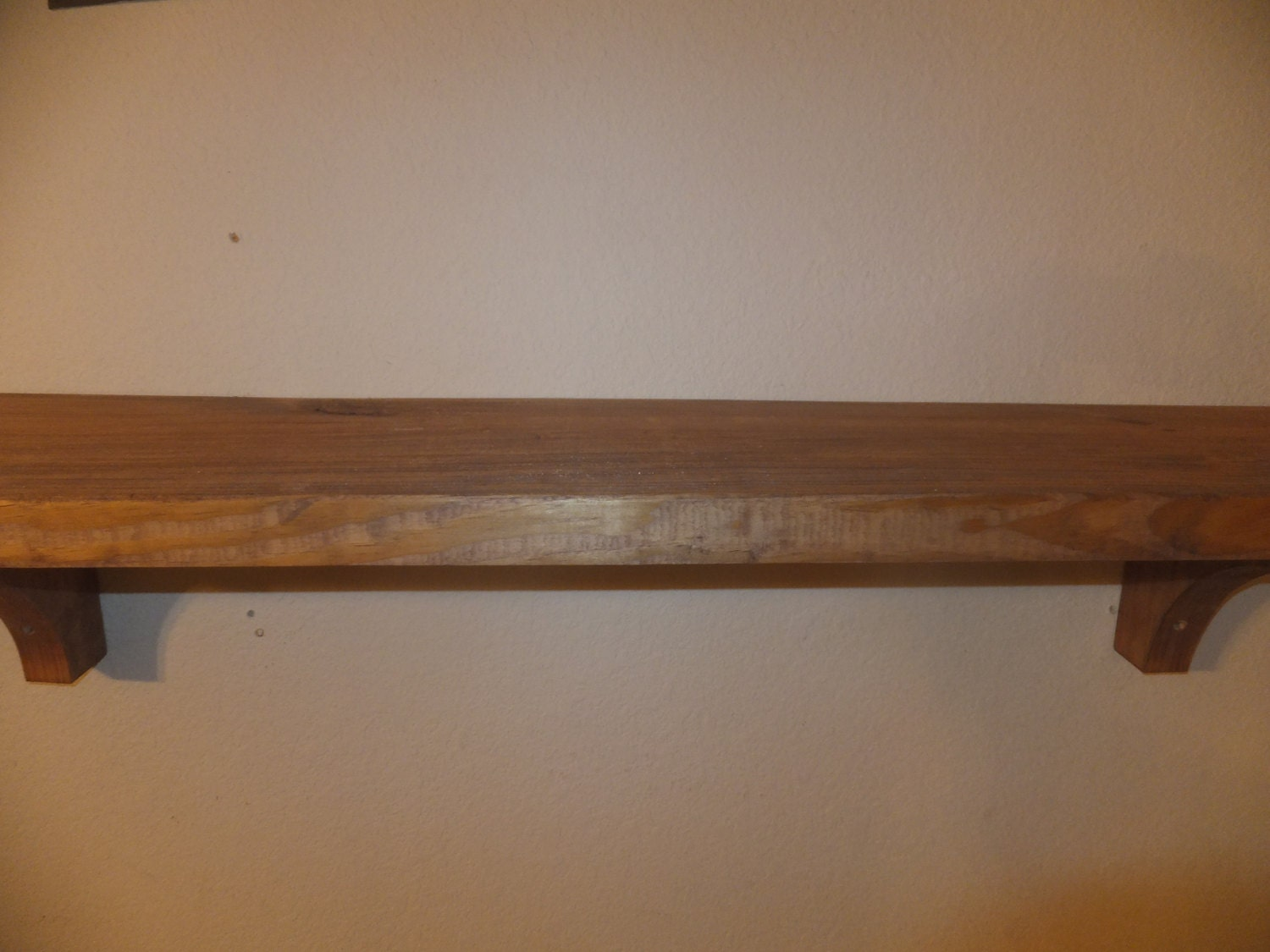 Amazing photo of Reclaimed Wood Shelf by THHCreations on Etsy with #452817 color and 1500x1125 pixels