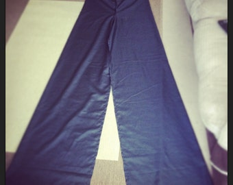 Stilt Trousers, made to order