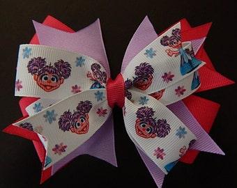 Abby Cadabby hair bow