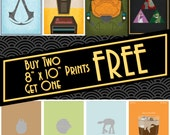 """Buy Two 8"""" x 10"""" Prints, Get One Fee"""