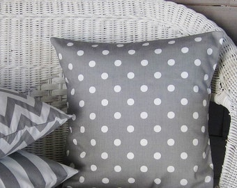 Polka Dot Pillows Etsy