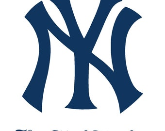 New York Yankees Cornhole Decals, 18""