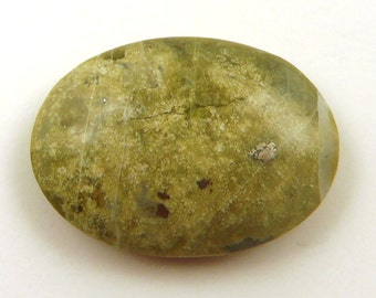 20% off Sale! Serpentine Grooved Cabochon