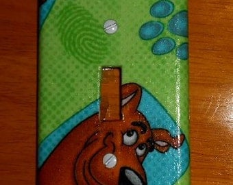 Scooby Doo  Light Switch Covers Outlet Covers