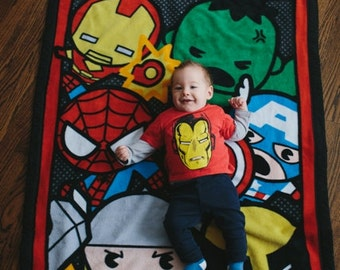 Popular Items For Marvel Baby On Etsy