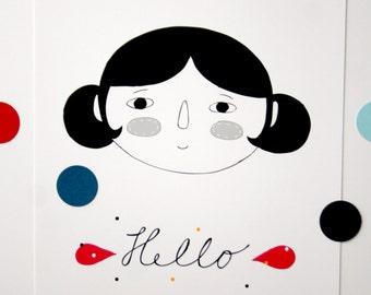 Print- Hello-