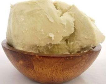 Premium Grade A Shea Butter 4 oz (Unrefined)