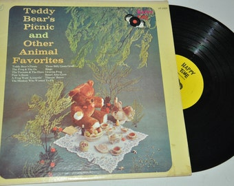 Teddy Bear S Picnic And Other Animal Favorites Happy Time